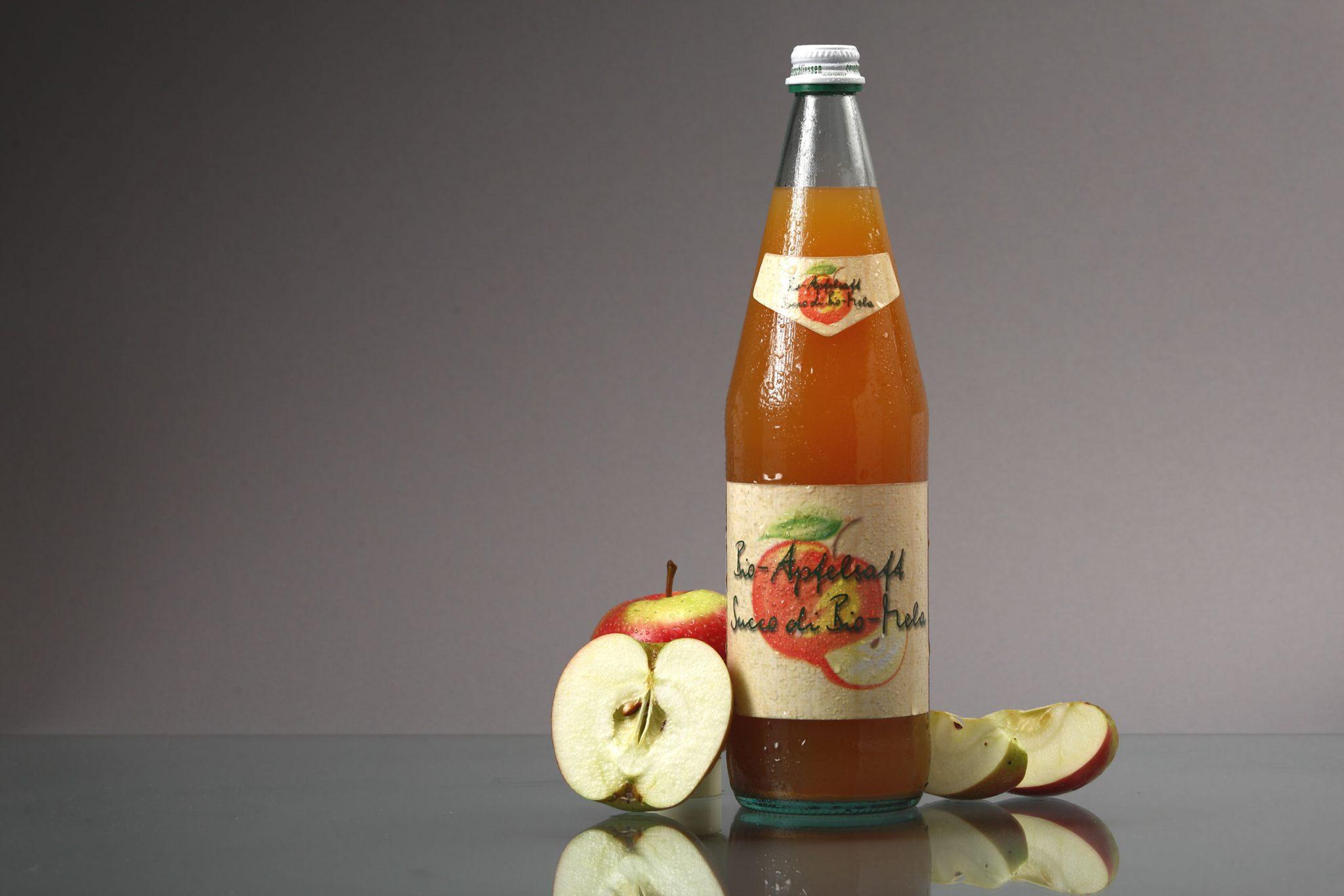 Fruchtsäfte 1 L Bio-Apfelsaft